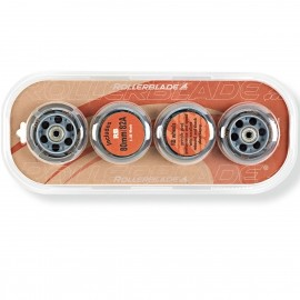 Rollerblade WHEELS PACK 80-82A+SG7 - Set of spare in-line wheels