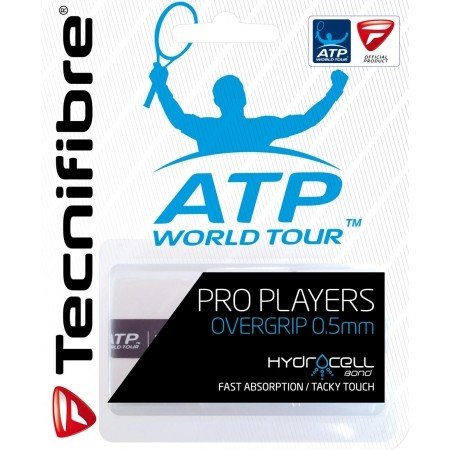 WRAP ATP PLAYERS – Owijka tenisowa - TECNIFIBRE WRAP ATP PLAYERS - 1