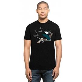 47 NHL SAN JOSE SHARKS 47 CLUB TEE - Koszulka męska