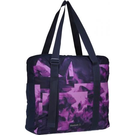 d281bf5f233b3 Športová taška - Reebok W FOUND GRAPH TOTE
