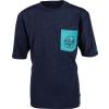 Children's surf T-shirt - O'Neill PB POCKET SURF SSLV SKIN - 1