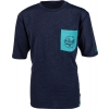 Dětské surf tričko - O'Neill PB POCKET SURF SSLV SKIN - 1