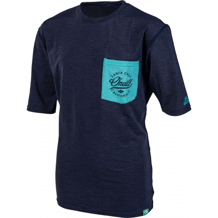 Dětské surf tričko - O'Neill PB POCKET SURF SSLV SKIN - 2