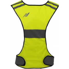 Rucanor RUNNING VEST XSHAPE - Светлоотразителна жилетка за бягане
