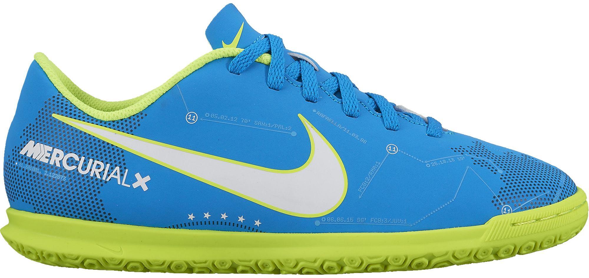 buy popular c8b99 374a4 Nike MERCURIALX VORTEX III NJR IC | sportisimo.com