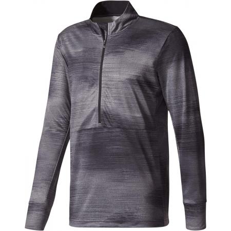 Men's long sleeve T-shirt - adidas WORKOUT LS GFX - 1