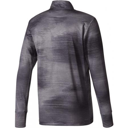Men's long sleeve T-shirt - adidas WORKOUT LS GFX - 2
