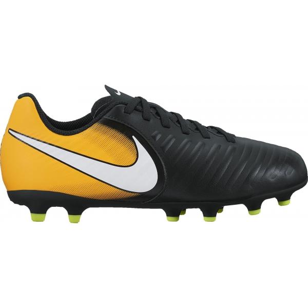 Nike TIEMPO RIO FG JR čierna 6Y - Detské kopačky
