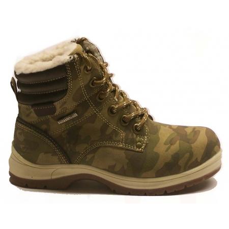 Dětská zimní obuv - Numero Uno CAMEL ARMY KIDS - 3 eb412c2378