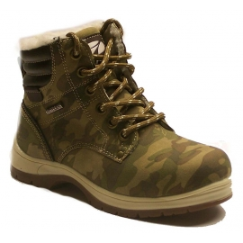 Numero Uno CAMEL ARMY KIDS - Detská zimná obuv