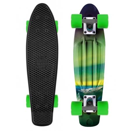 Plastový mini longboard - Long Island BOREALIS22