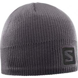 Salomon LOGO BEANIE - Winter hat