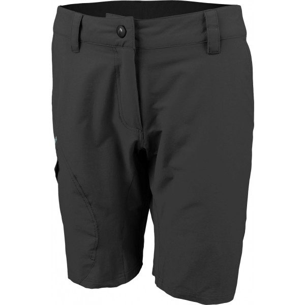 Head NANDA černá 36 - Dámské outdoorové šortky