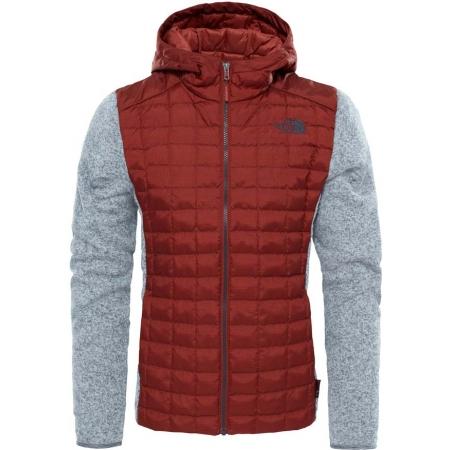 Pánska bunda - The North Face THERMOBALL GORDON LYONS HOODIE M - 1 40d83931603