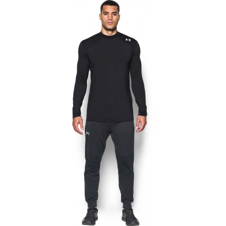 Men's functional T-shirt - Under Armour UA CG REACTOR FITTED LS - 4