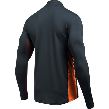 Pánske funkčné tričko - Under Armour CG REACTOR FITTED LS - 2