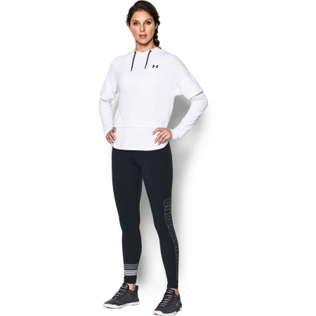 Dámské legíny - Under Armour FAVORITE LEGGING WM GRAPHIC - 5