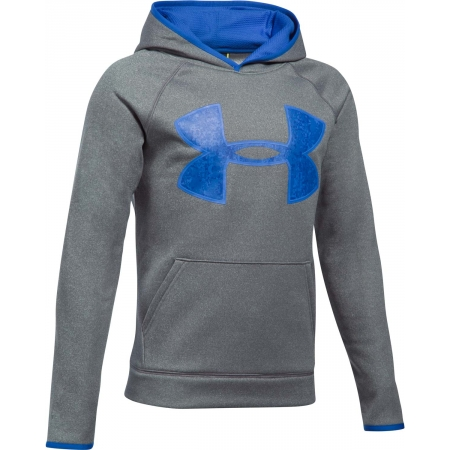 Under Armour AF BIG LOGO HOODY - Детски суитшърт