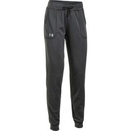 Under Armour TECH PANT SOLID - Spodnie dresowe damskie