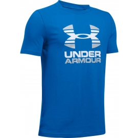 Under Armour TWO TONE LOGO SS T - Chlapčenské tričko