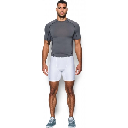 Spodenki męskie - Under Armour HG ARMOUR 2.0 COMP SHORT - 3