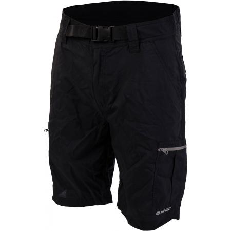 Men's outdoor shorts - Hi-Tec LOBINO 1/2 - 2