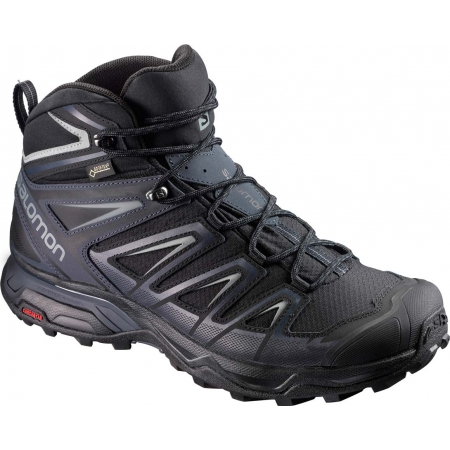 Pánská hikingová obuv - Salomon X ULTRA 3 MID GTX - 1 167f05f070