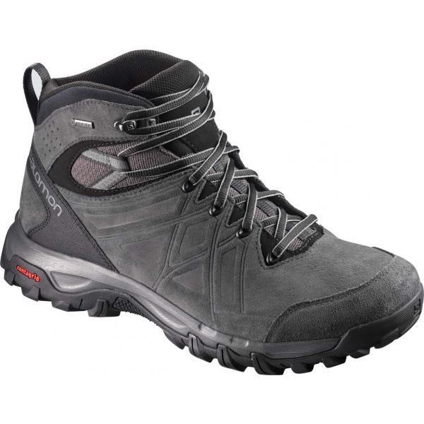 Salomon EVASION 2 MID LTR GTX - Pánska hikingová obuv