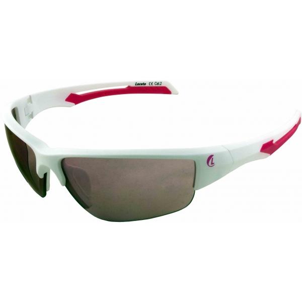 Laceto LUCY fehér  - Sportos napszemüveg