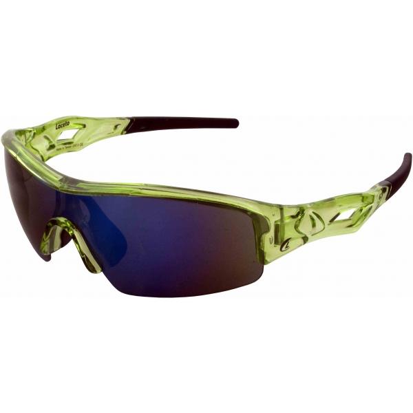 Laceto LT-SA1487 MILO zielony  - Okulary przeciwsłoneczne sportowe