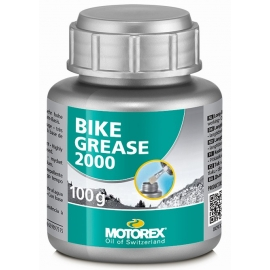 Motorex BIKE GREASE TUBA 100 ML - Vaseline