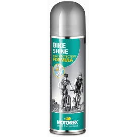 Motorex BIKE SHINE 300 ML - Protective spray