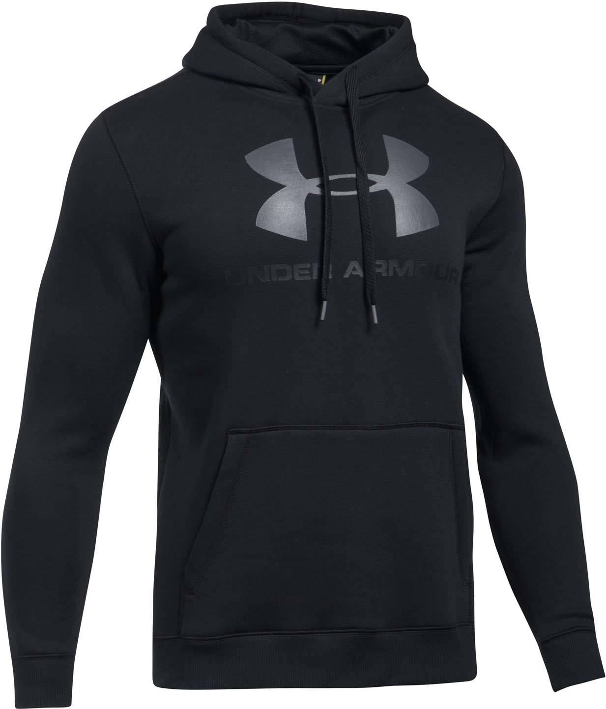 Under Armour RIVAL FITTED GRAPHIC HOODIE  4c627ee1004