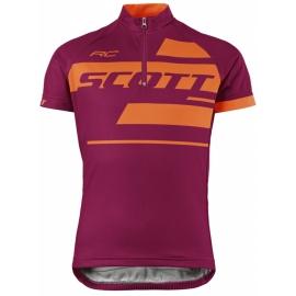 Scott SHIRT JR RC TEAM - Kids' cycling jersey