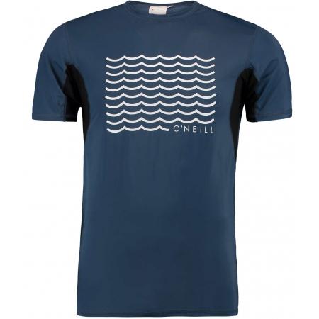 Pánské sportovní tričko - O'Neill PM EVOLVER SSLV RASHGUARD - 1