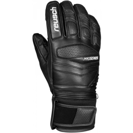 Reusch MASTER PRO - Leather ski gloves
