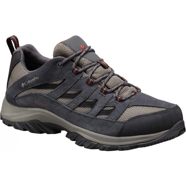 Columbia CRESTWOOD LOW šedá 12 - Pánská multisportovní obuv