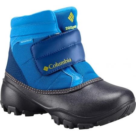 Dětská zimní obuv - Columbia YOUTH ROPE TOW KRUSER - 1 04912a2abf