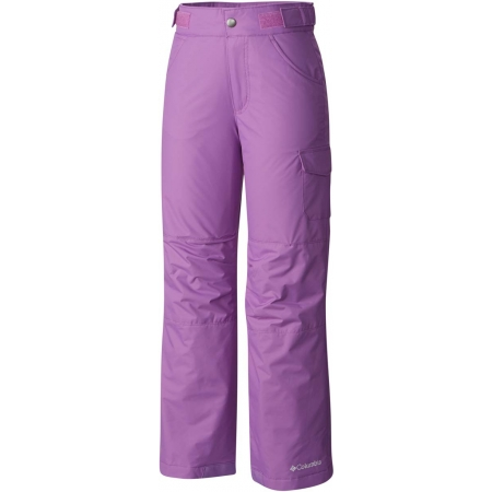 Dievčenské lyžiarske nohavice - Columbia STARCHASER PEAK II PANT - 1