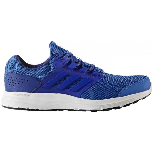 adidas GALAXY 4 M modrá 9 - Pánská běžecká obuv