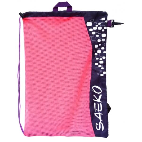 Saekodive SWIMBAG różowy  - Torba pływacka