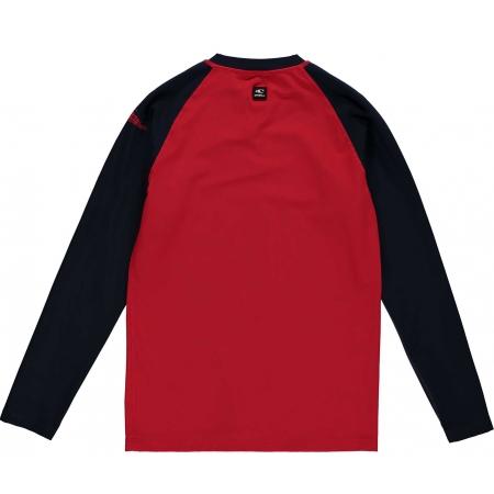 Detské kúpacie tričko s UV filtrom - O'Neill PB SURF CRUZ L/SLV SKIN - 2