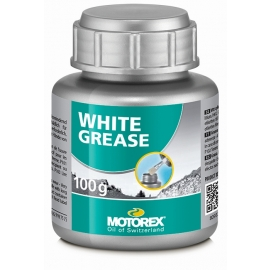 Motorex WHITE GREASE PLECH 100 ML - Vaseline