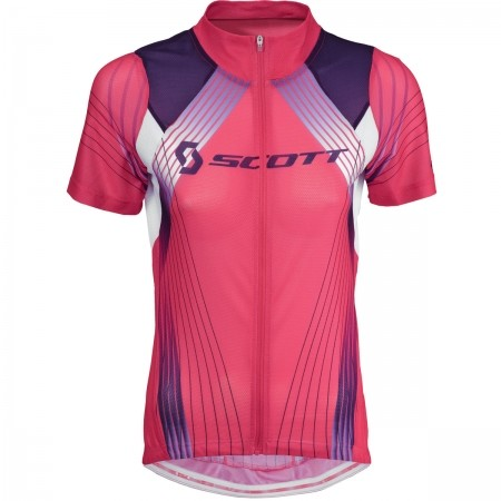 Koszulka kolarska damska - Scott SHIRT W SHADOW PRO SSL - 1
