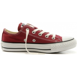 Converse CHUCK TAYLOR ALL STAR Low Top Maroon - Teniși de bărbați