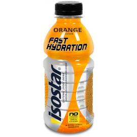 Isostar PET 500ML ORANGE - Energy drink