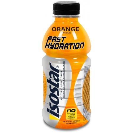 Energetický nápoj - Isostar FAST HYDRATATION 500 ML