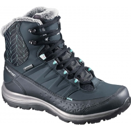 Salomon KAINA MID GTX - Women's winter shoes
