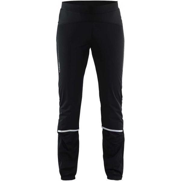 Craft ESSENTIAL WINTER černá M - Dámské kalhoty pro běžecké lyžování