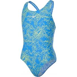 Speedo BOOM ALLOVER SPLASHBACK - Dievčenské plavky